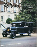 "1931 Model ""AA"" Police Paddy Wagon - Model ""A"" News Official Publication 1993"