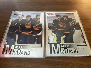 Upper Deck 2020-21 Extended Series Connor McDavid Ultimate Victory Lot