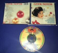OOP Connie Francis Christmas In My Heart CD 1988 Polygram NR MINT