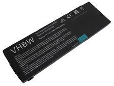 vhbw Akku für Sony Vaio VPC-SA4S1C CN1, VPC-SA4W9E - Li-Ion 4400mAh