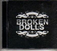 (DH100) Broken Dolls, Broken Dolls - 2007 DJ CD
