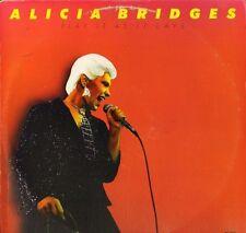 ALICIA BRIDGES play it as it lays PD-1-6219 usa polydor 1979 LP PS VG+/VG+