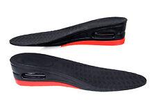 Amortiguadora Alzas para Zapatos Plantillas Elevadoras Aumento 3 - 5cm en goma