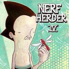 NERF HERDER-IV CD NEW