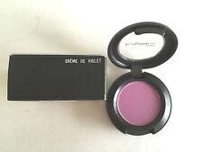 MAC Eyeshadow 1.5g - Creme De Violet -  Brand new in box