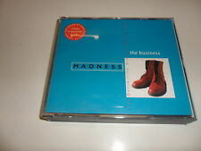 Cd   Madness  – The Business (The Definitive Singles Collection)