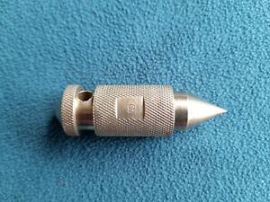 Solid Brass Plumb Bob  8