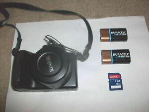 Kodak easyShare Z712 IS 7.1MP Digital Camera w/CR-3V Lithium battery & 4gb card