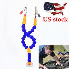 EYM Magnetic Base Third Helping Hands Tool Soldering PCB Holder Repair HOT In US