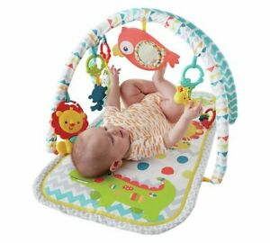 Fisher-Price Colourful Carnival 3-in-1 Musical Activity Gym NEW_UK_SELLER