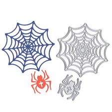 Halloween spider Metal Cutting Dies Stencil Scrapbook Paper Cards Album Decor