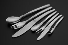 Modern Luxe 7 Piece Flatware Placesetting Set - From Spain