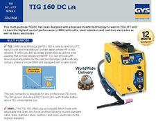 GYS TIG 160A DC SOLLEVATORE 1 FASE INVERTER DC SALDATURA UNITÀ MACHINE+SALDATORE