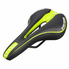 Bicycle Bike Cycle MTB Saddle Road Mountain Sports Soft Cushion GEL Pad Seat Yellow