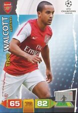 THEO WALCOTT ENGLAND ARSENAL FC CARD ADRENALYN CHAMPIONS LEAGUE 2012 PANINI