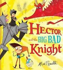 Hector and the Big Bad Knight-ExLibrary