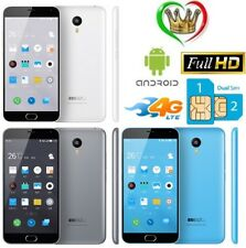 "CELLULARE MEIZU M2 NOTE 16GB-OCTACORE 1.3GHz-2GB RAM - DISPLAY 5,5"" FHD -13Mpx"