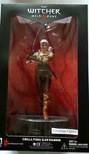 """The Witcher 3 Wild Hunt Ciri 8"""" estatua figura (dark Horse) - Nuevo en la acción"""
