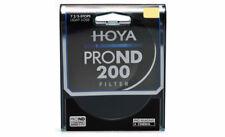 Genuine HOYA Pro ND200 Filter 77mm 7 2/3 stops ND 200 lens filter