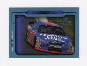 Dale Jarrett 2000 Upper Deck MVP Super Script 15/88 Parallel Insert Card SP #62