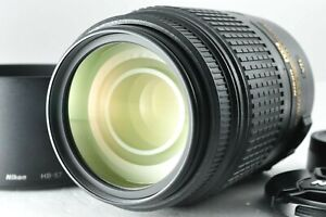 [Mint] Nikon AF-S DX 55-300mm f/4.5-5.6G VR ED HRI by DHL from Japan #1109