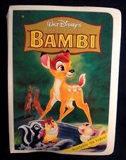 McDonalds 1996 Walt Disney Masterpiece Collection BAMBI Figure #1 Cake Topper