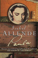 Paula by Isabel Allende FREE AUS POST very good used condition paperback 1996