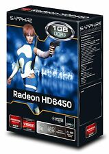 Sapphire Radeon hd6450 1gb ddr3 Graphics Card