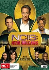 NCIS - New Orleans : Season 2 (DVD, 6-Disc Set) NEW