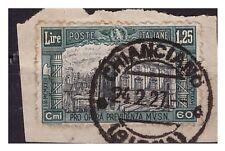REGNO 1926 - MILIZIA I  Lire 1,25  +  60  USATO