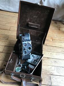 Camera cinema 16 mm Paillard BOLEX h16 modèle H