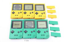 Plz Read Note! Lot of 6 Set Nintendo GameBoy Pocket Console System GBP #3379