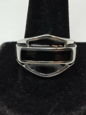 Route Road King Silver Ring Size 12