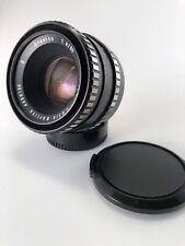 Rare Zebra Meyer Oreston Lens for Pentax - M42 50mm 1.8 F/1.8