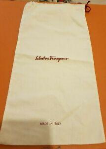 Salvatore Ferragamo, Designer Dust Bag, Size: 215x395mm **EMPTY**, Used
