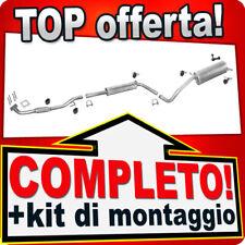 Scarico Completo SEAT IBIZA III (6L) 1.4 75/100CV Marmitta F97A