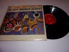 Dave Brubeck Quartet: Time Out / Take Five / 6 Eye CL 1397 / LP / 1959 / Jazz