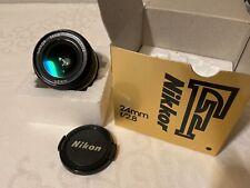 Nikon Nikkor F 24/2,8 AiS near mint mit OVP