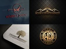 PROFESSIONAL CUSTOM LOGO DESIGN + 48 HOUR DELIVERY