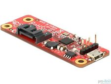 Delock Convertitore Raspberry Pi USB Micro-B femmina / Pin header USB a SATA 7 p
