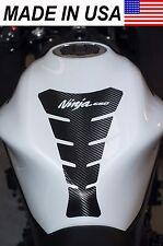 AVT Ninja 650 Vinyl Carbon Fiber Tank Pad ( 2017- 2018 )