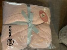 Peter Alexander Dressing Gown - Pink - M/L - BNWT's