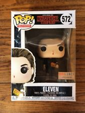FUNKO POP STRANGER THINGS SERIES ELEVEN PUNK BOX LUNCH EXCLUSIVE