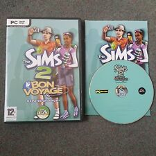 Los Sims 2 Bon Voyage Pack De Expansión PC DVD ROM/Windows