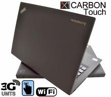 "Lenovo ThinkPad X1 Carbon - i7-3667U 240GB SSD 14""HD+TOUCH 8GB Win10 UMTS 3G ""A"""