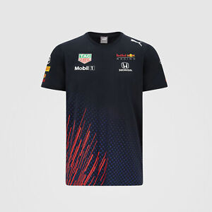 Red Bull Racing F1 Men's Official Team T-Shirt - 2021 FREE UK SHIPPING