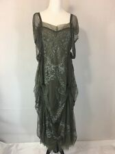 Gatsby Style dress Nataya Size L Downton Abbey Vintage look Victorian. NWT!