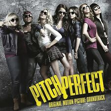 PITCH PERFECT ( NEW SEALED CD ) ORIGINAL FILM SOUNDTRACK
