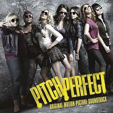 PITCH PERFECT ( NEW SEALED CD ) ORIGINAL FILM SOUNDTRACK