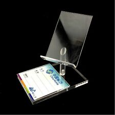 50pcs Clear Acrylic Mobile cell phone display stand holder universal General Z4